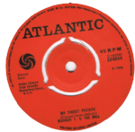 Booker T & The MGs My Sweet Potato Atlantic